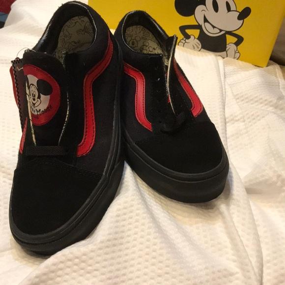 Vans Disney Old Skool Mickey Mouse Club